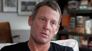 Review: 'The Armstrong Lie' smartly details Lance's scandalous cycle