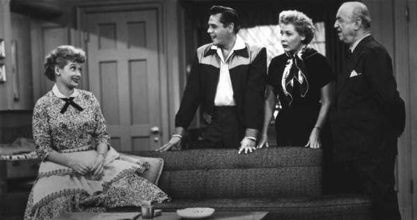 """""""I Love Lucy"""" was one of the most influential series in TV history."""