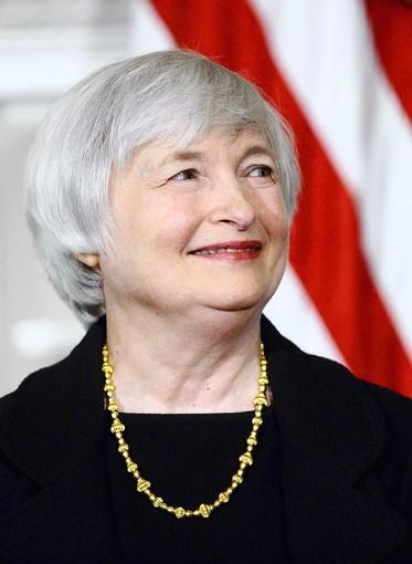 Janet Yellen's nomination to lead the Federal Reserve got support from former U.S. Sen. Judd Gregg, a New Hampshire Republican who is now chief executive of a financial services industry trade group.
