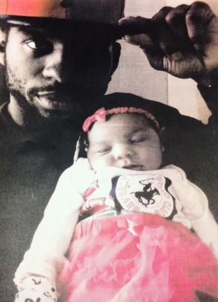 Aaliyah Barrett, who is 6 weeks old, was last seen in Orange with her father, Vaughn Barrett.