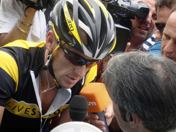 'Armstrong Lie'