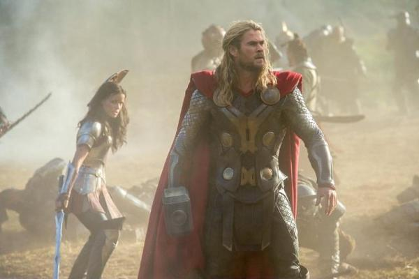 'Thor 2' will rule the box office again, beating 'Best Man'