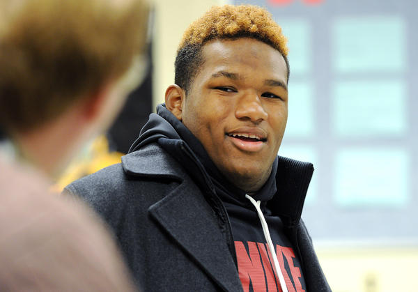 Da'Shawn Hand committed to play at Alabama.
