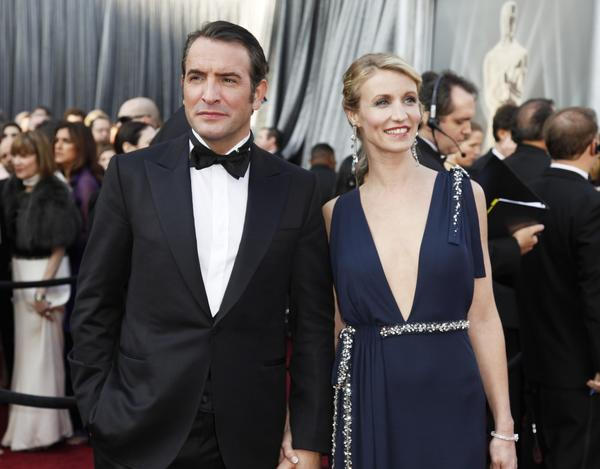 Jean Dujardin and Alexandra Lamy split