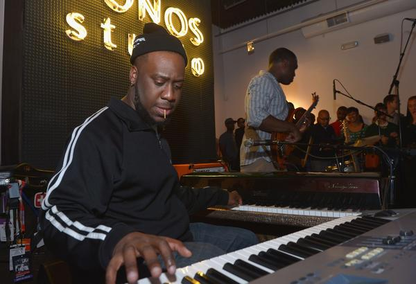 Keyboardist Robert Glasper and his band the Experiment play the El Rey Theatre tonight.