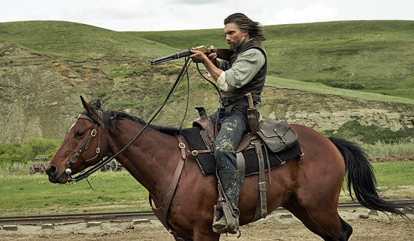 "Anson Mount stars in AMC's ""Hell on Wheels."""