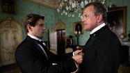 'Downton Abbey'-style trip in Georgia with chauffeur Tom Branson