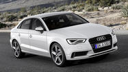 L.A. Auto Show: Audi shows off A3 lineup