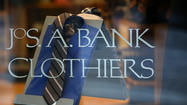 Jos. A. Bank has no update on Men's Wearhouse offer with deadline imminent