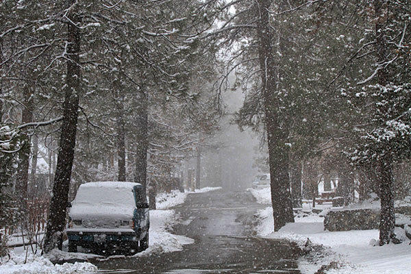 Southern California's snowfall could decline by one-third.