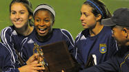 Street's goal lifts River Hill to 1-0 win over Huntingtown in 3A girls title game