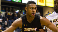 Towson basketball holds off Temple, 75-69, as Benimon again dazzles for Tigers