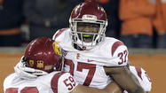 USC's Javorius Allen makes the most of his chance