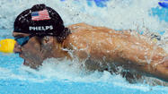 Will Michael Phelps swim in the 2016 Olympics?