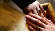 Federal judge clears way for trial on Pennsylvania's same-sex marriage ban