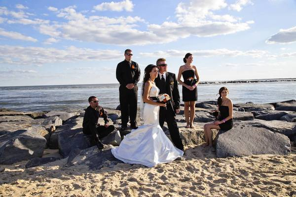MacDonald-McConnaughey wedding