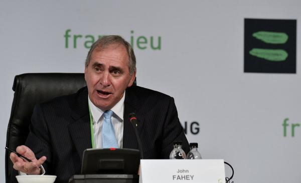 """The result of this process is that we now have a code which, I believe, offers the best response to combating the scourge of doping,"" WADA President John Fahey says of the new drug penalty rules."