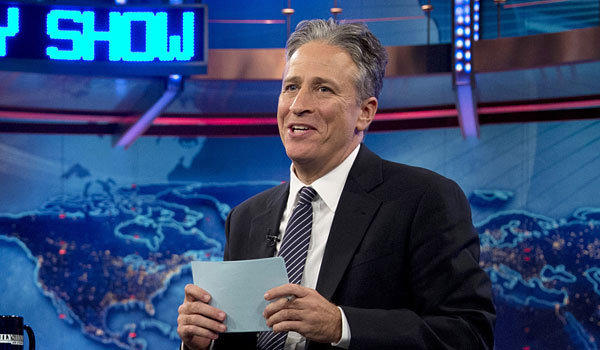 Jon Stewart assembled a panel to play 'Racist or Not Racist'