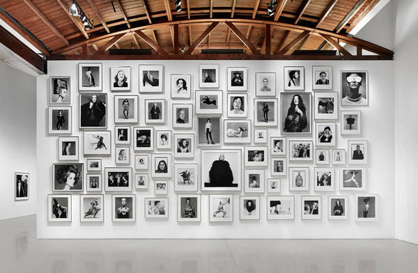 Richard Avedon. The Richard Avedon Foundation. Courtesy of Gagosian Gallery. Photography by Douglas M. Parker Studio