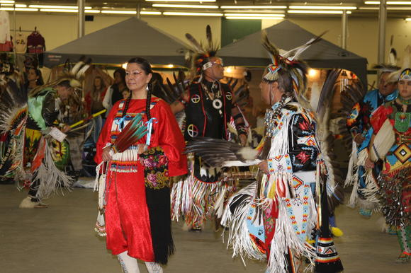 Great  American Indian Exposition Pow-Wow and Show