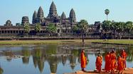 Angkor Wat was a city ahead