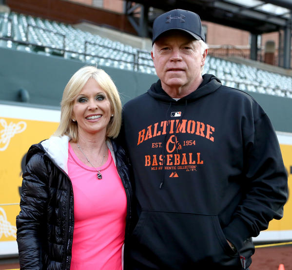Notable Baltimoreans share holiday memories, plans for this year [Pictures] - Buck Showalter