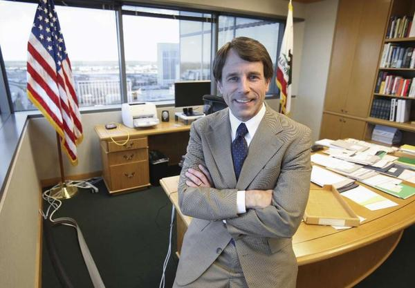 California Insurance Commissioner Dave Jones, shown in 2011, has fined Safeco Insurance $900,000 after a market-conduct study.