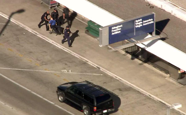 A Transportation Security Administration agent was killed and a suspect wounded Nov. 1 at LAX.