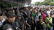 Government-ordered price cuts spawn desperation shopping in Venezuela