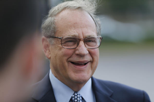 Chicago White Sox Chairman Jerry Reinsdorf.