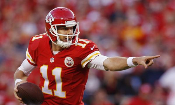 Kansas City quarterback Alex Smith has played a leading role in the team's 9-0 run, but is he capable of doing even more for the Chiefs?
