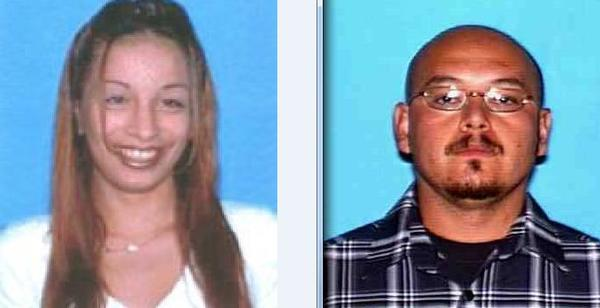 """Lucy Preciado, 26, was stabbed to death with a sword in 2008. Her boyfriend, Jesus """"Chuey"""" Humberto Canales, has been booked on suspicion of murder."""