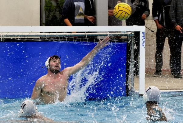 Crescenta Valley High's George Vine IV and the Falcons fell in the CIF Southern Section Division V quarterfinals on Saturday. (Mike Mullen)