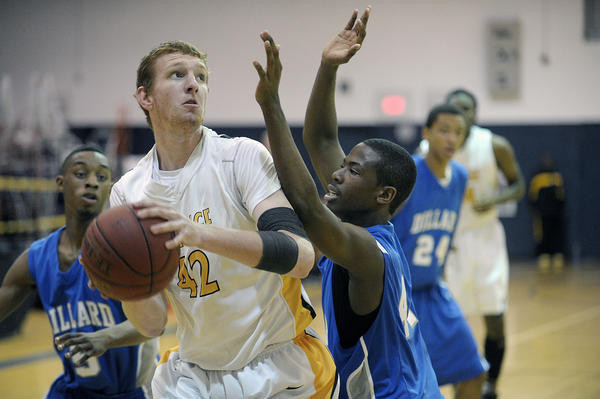 Drake LaMont and the American Heritage boys basketball team hopes to return to state tournament.