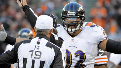 Haloti Ngata, Marlon Brown inactive for Ravens today against Be…