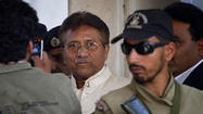 Pakistan says it will put former ruler Musharraf on trial for treason