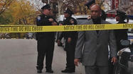 Man killed Sunday is Baltimore's 29th murder victim in 30 days