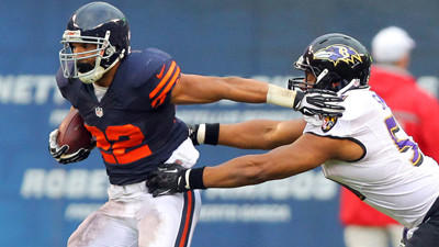 Postgame updates: Chicago Bears 23, Ravens 20