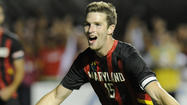 Maryland men's soccer team tops Virginia, 1-0, for ACC title