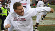 Randy Edsall 'just happy for the players' after Terps become bowl-eligible