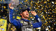 "Jimmie Johnson makes it a ""Six-Pack"""