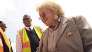 Bipartisan effort toasts Bentley at 90th birthday