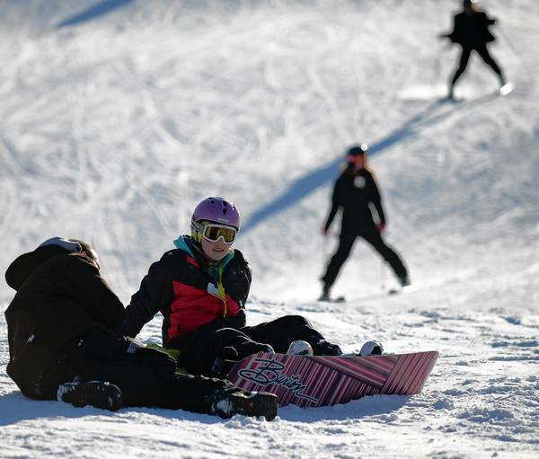 Bear Creek is poised to become the third ski area in Pennsylvania, and one of only a few in the country, to use highly treated liquid effluent to make snow for use on public trails.