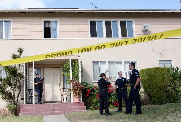 An 81-year-old man died on Monday after he was found severely beaten in a possible home-invasion burglary in the 1800 Block of West Glenoaks in Glendale, police said.