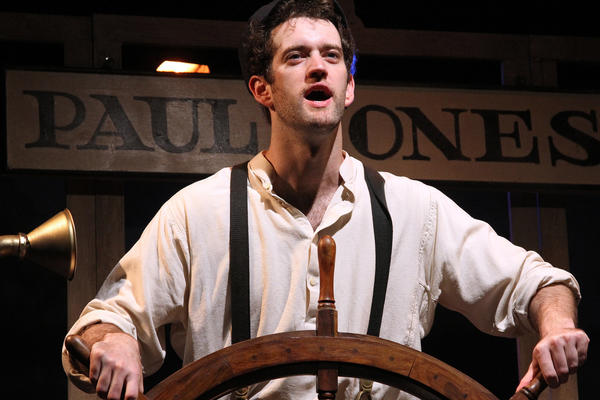 "Andrew Hubacher in ""Life on the Mississippi"""