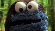 'Hunger Games: Catching Fire' parody: Cookie Monster aims to win