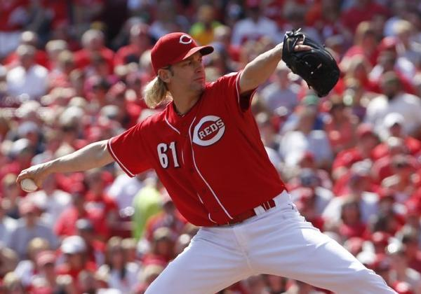 Bronson Arroyo went 14-12 with a 3.79 earned-run average for the Cincinnati Reds last season.