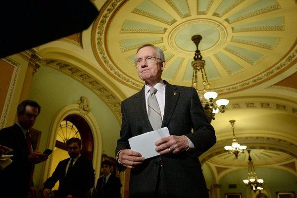Senate Majority Leader Harry Reid (D-Nev.) slammed Republicans for rejecting another exceedingly capable nominee to the U.S. Court of Appeals for the District of Columbia.