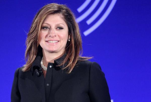 Maria Bartiromo is leaving CNBC for Fox Business.