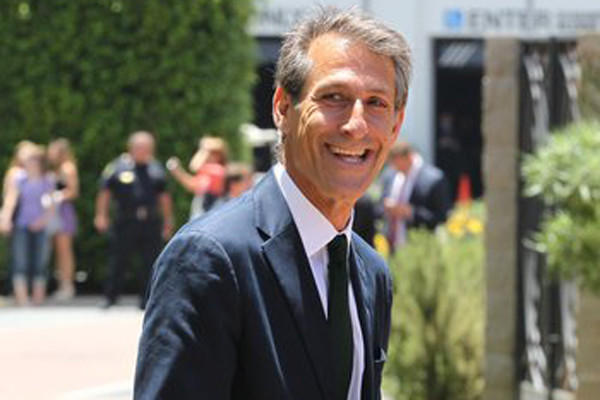 Sony Pictures Entertainment Chief Executive Michael Lynton.